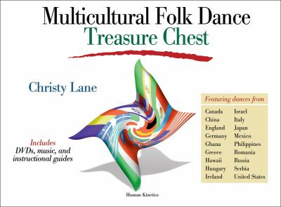 Multicultural Folk Dance Treasure Chest, Volumes 1 & 2 - DVD with CD 9780736071451