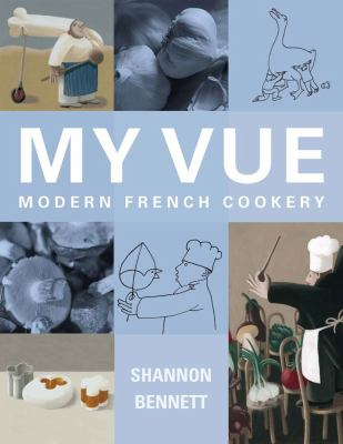 My Vue: Modern French Cookery 9780731813216