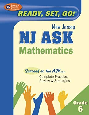 NJ ASK Mathematics, Grade 6 9780738605265