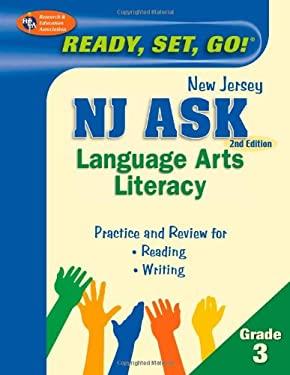 New Jersey NJ ASK Language Arts Literacy, Grade 3 9780738607979