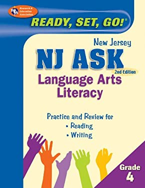 New Jersey NJ Ask Language Arts Literacy, Grade 4 9780738607986
