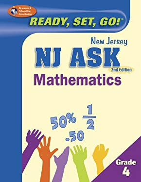 New Jersey NJ ASK Mathematics, Grade 4 9780738608167