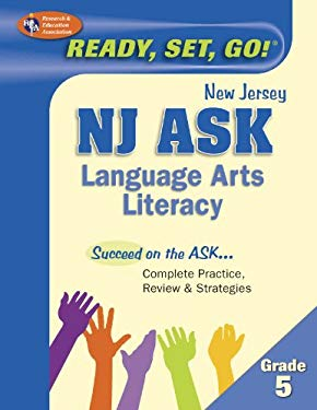 NJ Ask Grade 5 Language Arts Literacy 9780738610207