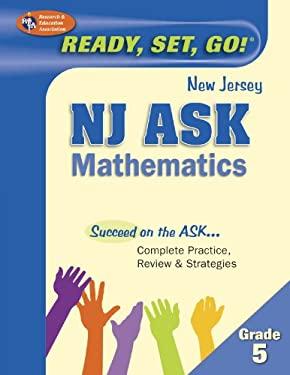 NJ Ask Grade 5 Mathematics 9780738610191