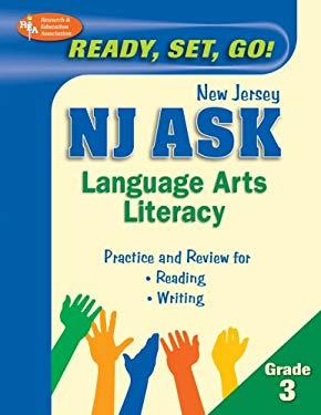 NJ Ask Language Arts Literacy Grade 3 9780738602820