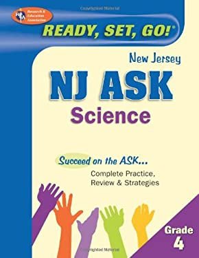 NJ Ask: Science, Grade 4 9780738610184