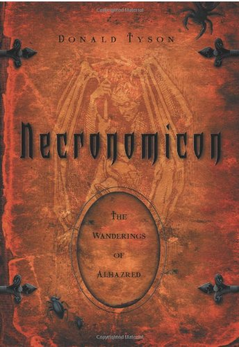 Necronomicon: The Wanderings of Alhazred 9780738706276