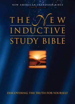 New Inductive Study Bible-NASB 9780736900164