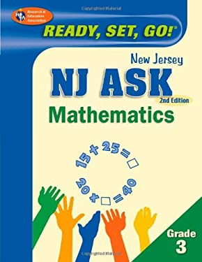 New Jersey Ask Mathematics, Grade 3 9780738608150