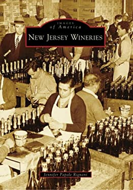 New Jersey Wineries 9780738557229