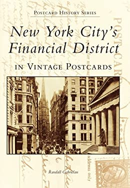 New York City Financial District:: In Vintage Postcards