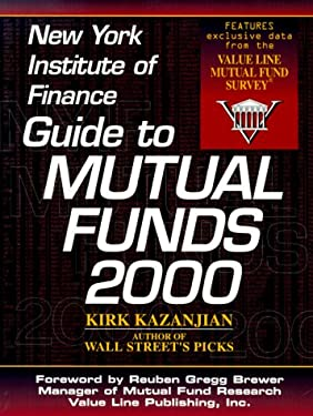 Ney York Institute of Finance Guide to Mutual Funds 2000 9780735201309