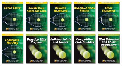 Nick Bollettieri DVD Collection 9780736070003