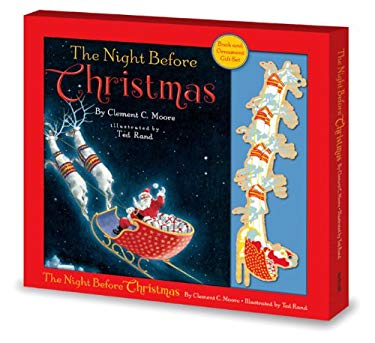 The Night Before Christmas Book and Ornament 9780735840997