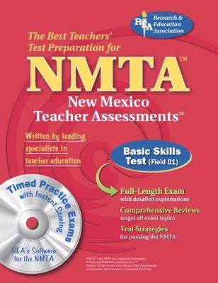 Nmta Basic Skills Test (Field 01) W/CD-ROM [With CDROM] 9780738601564