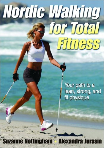 Nordic Walking for Total Fitness 9780736081788