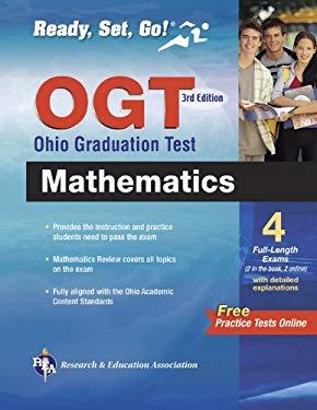 OGT Mathematics: Ohio Graduation Test 9780738609423