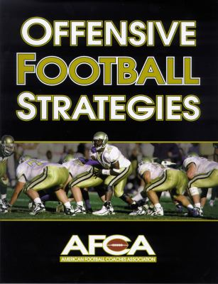 Offensive Football Strategies 9780736001397