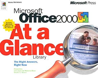Office 2000 at a Glance Library 9780735607705