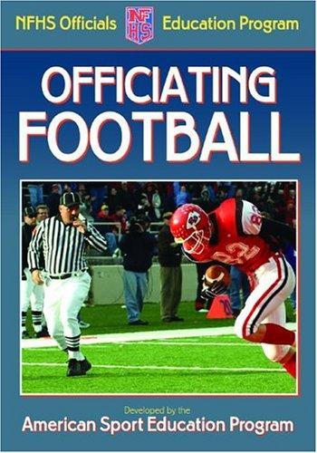 Officiating Football 9780736047586