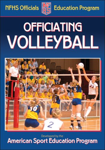 Officiating Volleyball 9780736053587