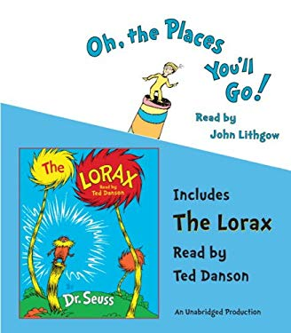 Oh, the Places You'll Go!/The Lorax 9780739363911