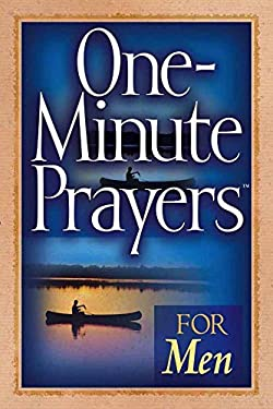 One-Minute Prayers for Men 9780736912877