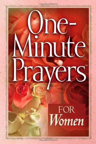 One-Minute Prayers for Women 9780736913478