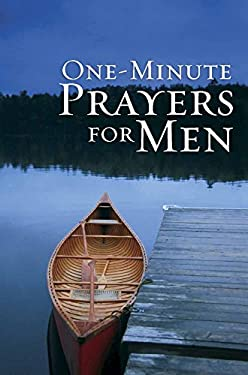 One-Minute Prayers for Men 9780736928212