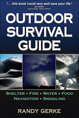 Outdoor Survival Guide 9780736075251