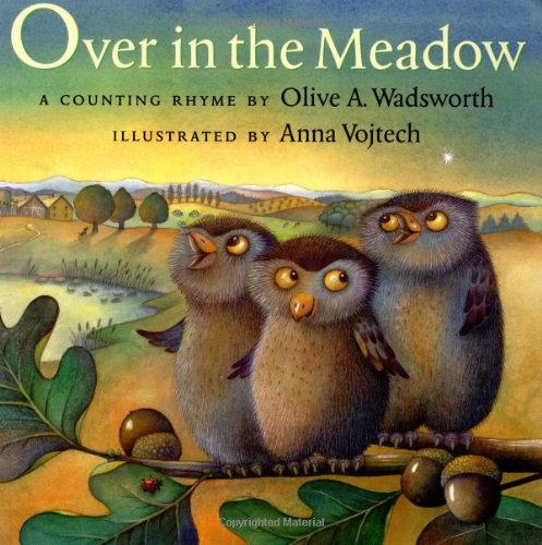 Over in the Meadow 9780735818712
