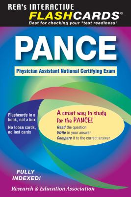PANCE (Physician Assistant National Certifying Exam) 9780738605067