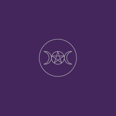 Pagan Circle Velvet Cloth