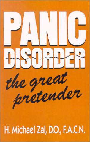 Panic Disorder: The Great Pretender 9780738205762