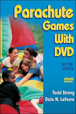 Parachute Games with DVD [With DVD] 9780736063630