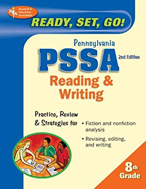 Pennsylvania PSSA 8th Grade Reading and Writing 9780738604824