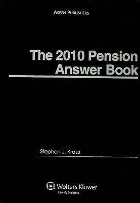 The Pension Answer Book 9780735581746