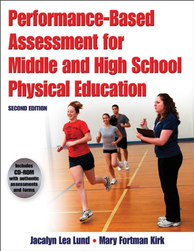 Performance-Based Assessment for Middle and High School Physical Education [With CDROM] 9780736083607