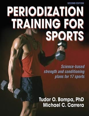 Periodization Training for Sports - 2nd Edition 9780736055598
