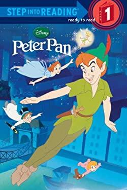 Peter Pan Step Into Reading (Disney Peter Pan) 9780736481359