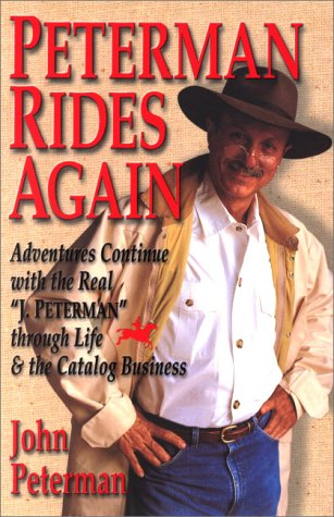 Peterman Rides Again 9780735201996