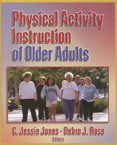 Physical Activity Instruction of Older Adults 9780736045131