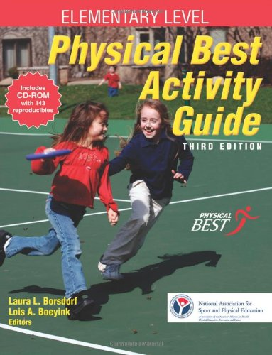 Physical Best Activity Guide, Elementary Level [With CDROM] 9780736081177