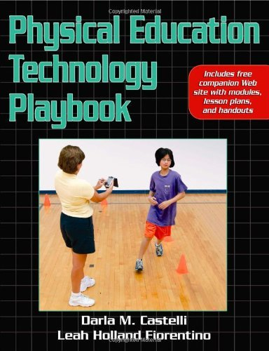 Physical Education Technology Playbook [With Access Code] 9780736060554