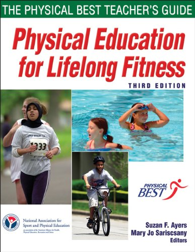 Physical Education for Lifelong Fitness: The Physical Best Teacher's Guide 9780736081160
