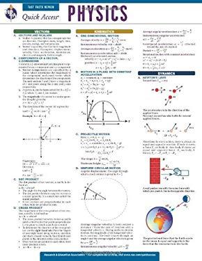 Physics 9780738607436