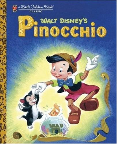 Pinocchio 9780736421522