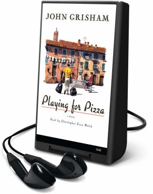 Playing for Pizza [With Headphones] 9780739375235