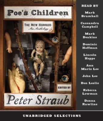 Poe's Children: The New Horror: An Anthology 9780739375990