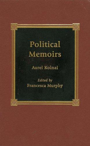 Political Memoirs 9780739100653